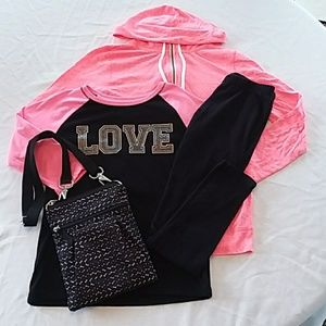 Other - Girls Outfit Size 10-12